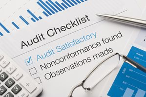 Image depicting an Audit Checklist
